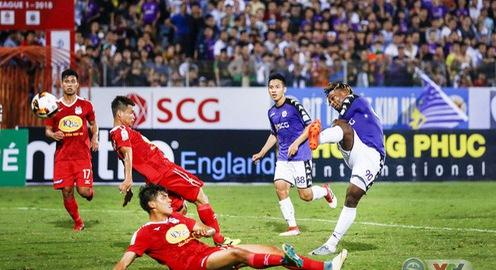 Tứ kết lượt về cúp Quốc gia - Sư tử trắng: Tâm điểm CLB Hà Nội - HAGL
