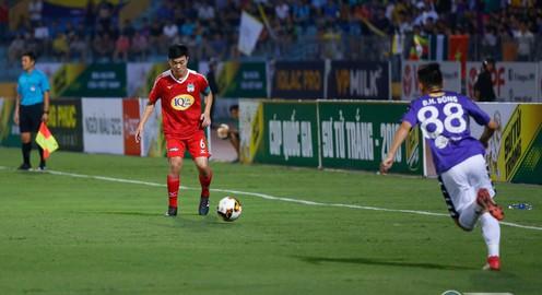 VIDEO: Tổng hợp trận đấu CLB Hà Nội 1-1 HAGL (Tứ kết lượt về Cúp QG 2018)