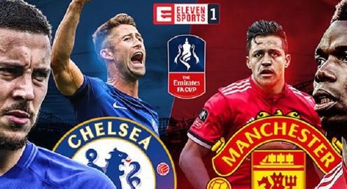 Chung kết FA Cup, Chelsea - Man Utd: Cứu vãn mùa giải trắng tay! (23h15 hôm nay, 19/5)