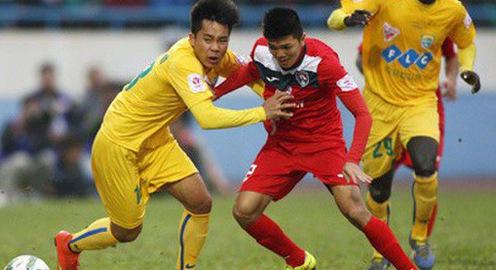 Lịch thi đấu và trực tiếp Nuti Café V.League ngày 20/5: Tâm điểm Than Quảng Ninh - FLC Thanh Hóa