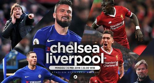 Chelsea – Liverpool: Đại chiến giành vé dự Champions League (22h30 hôm nay, 6/5)