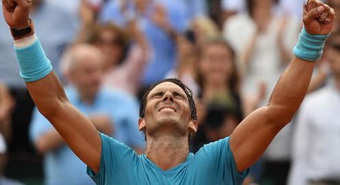 Pháp mở rộng 2018: Thắng ấn tượng Dominic Thiem, Nadal vô địch đầy thuyết phục