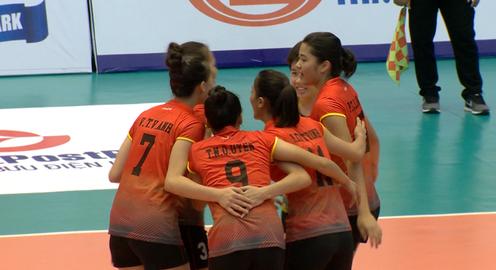 ĐT bóng chuyền U19 Việt Nam giành hạng 6 chung cuộc tại giải vô địch bóng chuyền U19 nữ châu Á 2018