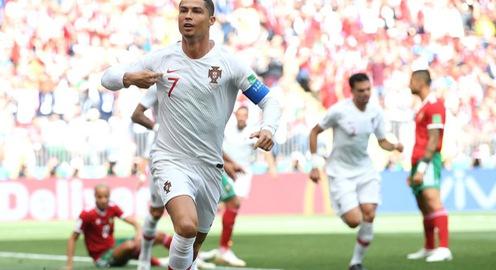 Kết quả FIFA World Cup™ 2018: Ronaldo tỏa sáng, ĐT Bồ Đào Nha giành chiến thắng đầu tiên
