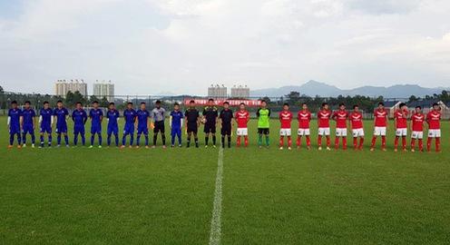 U19 Việt Nam thắng đậm 5-0 trong trận giao hữu thứ 2 tại Trung Quốc