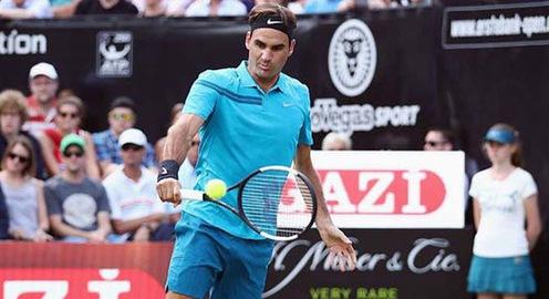 Vượt qua Denis Kudla, Federer giành quyền vào chung kết Halle mở rộng 2018