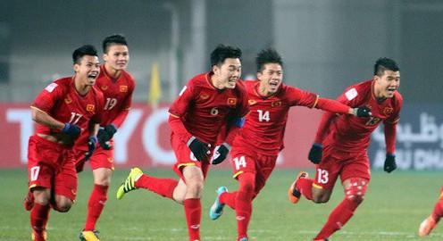 Lịch thi đấu của ĐT Olympic Việt Nam tại giải bóng đá quốc tế U23 - Cup VinaPhone 2018