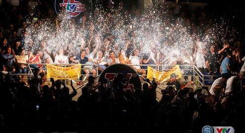 Ảnh: Những khoảnh khắc ấn tượng trong Lễ bế mạc Giải bóng chuyền nữ Quốc tế VTV Cup Ống nhựa Hoa Sen 2018