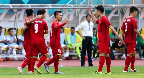 Lịch thi đấu CHÍNH THỨC vòng 1/8 bóng đá nam ASIAD 2018: Olympic Việt Nam gặp Olympic Bahrain