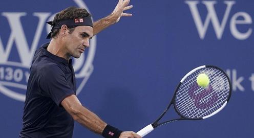 Vòng 2 Cincinnati mở rộng 2018: Federer thắng nhàn