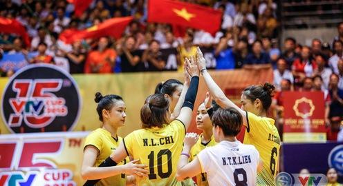 Lịch thi đấu và trực tiếp VTV Cup Ống nhựa Hoa Sen 2018 hôm nay, 11/8: ĐT Việt Nam – CHDCND Triều Tiên, Altay (Kazakhstan) – Tứ Xuyên (Trung Quốc)