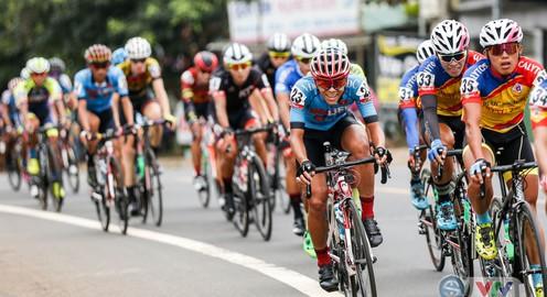 ẢNH: Những khoảnh khắc ấn tượng chặng 13 Giải xe đạp quốc tế VTV Cup Tôn Hoa Sen 2018