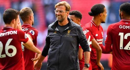 Bảng xếp hạng Ngoại hạng Anh sau vòng 6: Liverpool chiếm ngôi đầu, Man Utd bị bỏ xa
