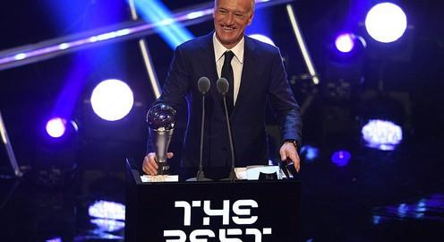 Lễ trao giải FIFA The Best 2018: HLV xuất sắc nhất, đội hình xuất sắc nhất và những giải thưởng khác...