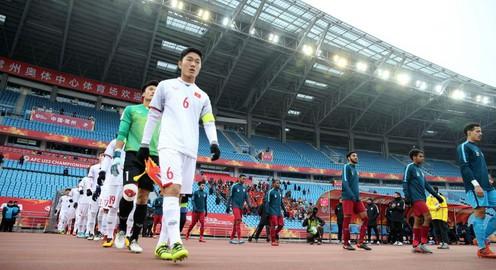 Bộ trưởng Nguyễn Ngọc Thiện chúc mừng U23 Việt Nam sau chiến thắng tại bán kết