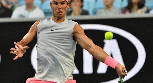 Australia mở rộng 2018: Nadal cùng Dimitrov tiến bước vào vòng 4