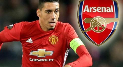 Chuyển nhượng bóng đá quốc tế ngày 23/01/2018: Sau vụ đổi Sanchez - Mkhitaryan, Arsenal tiếp tục hỏi mua cầu thủ của MU