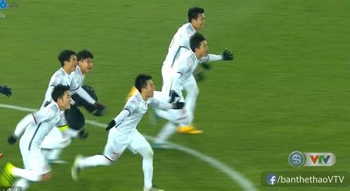 VIDEO Loạt sút luân lưu nghẹt thở U23 Việt Nam thắng kịch tính U23 Qatar