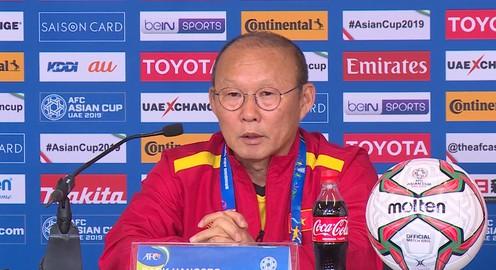 HLV Park Hang Seo tự tin trước trận gặp ĐT Yemen