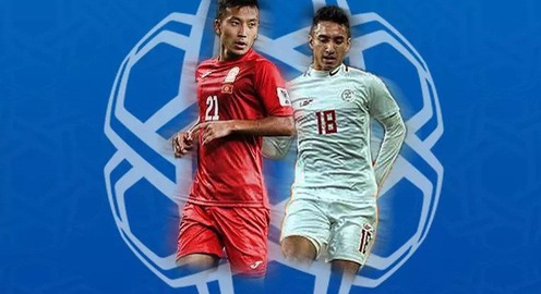 TRỰC TIẾP Asian Cup 2019, ĐT Kyrgyzstan 1-0 ĐT Philippines: Hiệp 1 kết thúc!