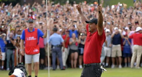 Tiger Woods sẽ bắt đầu mùa giải 2019 vào tuần tới