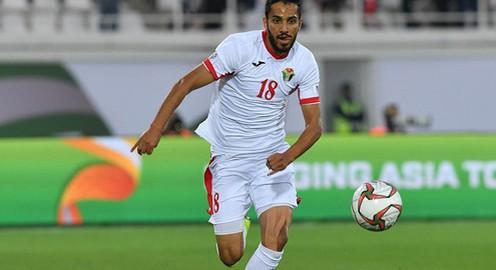 Asian Cup 2019: ĐT Jordan đón chân sút chủ lực trở lại đấu ĐT Việt Nam