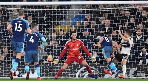 VIDEO: Tổng hợp diễn biến Fulham 0-2 Tottenham (Vòng 23 Ngoại hạng Anh)