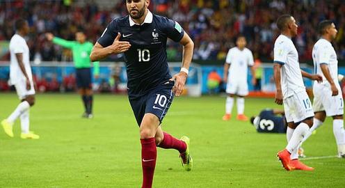 Karim Benzema tiếp tục mâu thuẫn với LĐBĐ Pháp