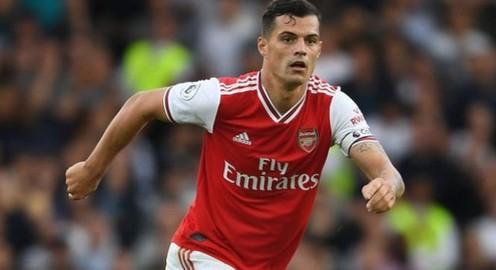 Granit Xhaka sẽ vắng mặt ở trận gặp Wolverhampton