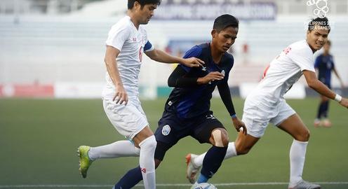 U22 Myanmar 2-2 (PEN 5-4) U22 Campuchia: Chiến thắng nghẹt thở, U22 Myanmar giành HCĐ