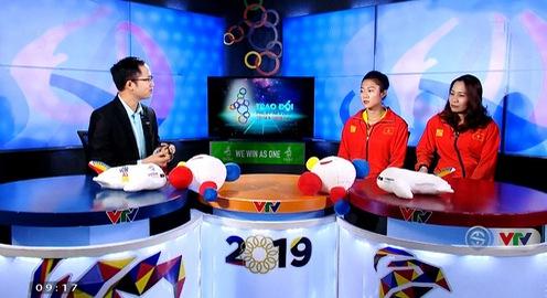 """VIDEO: Chia sẻ của """"nữ hoàng điền kinh"""" Lê Tú Chinh"""