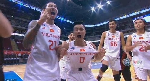 SEA Games 30: ĐT Việt Nam giành HCĐ môn bóng rổ
