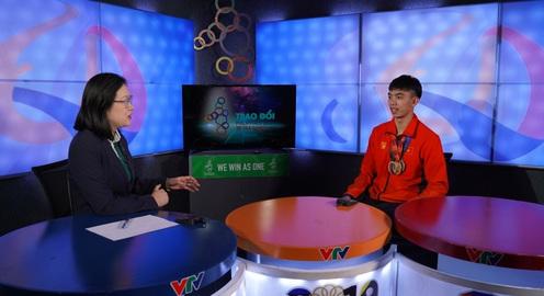 Thể Thao VTV: Chia sẻ của kỷ lục gia SEA Games Nguyễn Huy Hoàng