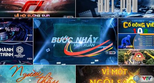 Đặc sắc chương trình Thể thao Tết Nguyên đán Kỷ Hợi 2019 trên sóng VTV