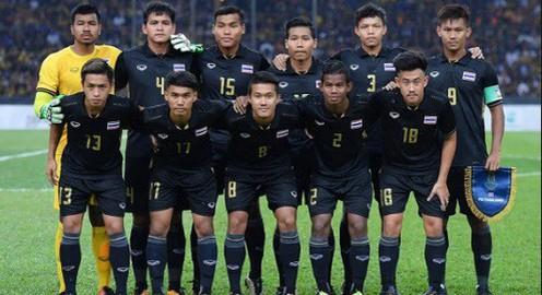 U23 Thái Lan chốt danh sách tham dự vòng loại U23 châu Á 2020