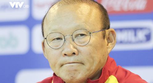 HLV Park Hang-seo nói gì về việc bất ngờ quay trở lại nắm đội U22 Việt Nam?