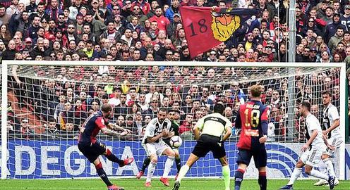Vắng Ronaldo, Juventus nhận trận thua đầu tiên trong mùa giải tại Serie A