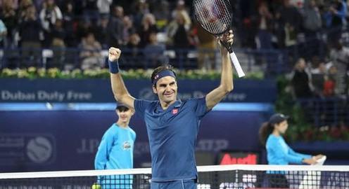Roger Federer chính thức giành danh hiệu ATP thứ 100