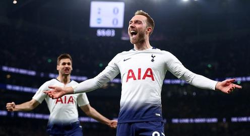 VIDEO Highlight Tottenham 1-0 Brighton (Đá bù vòng 33 Ngoại hạng Anh)