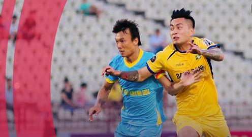 Kết quả, BXH vòng 10 Giải VĐQG Wake-up 247 V.League 1-2019: CLB Sài Gòn vươn lên thứ 3, SLNA hòa trận thứ 4