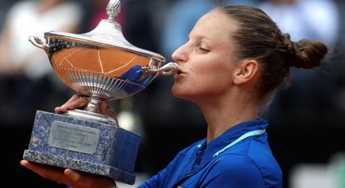 Rome mở rộng 2019: Karolina Pliskova giành chức vô địch đơn nữ