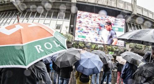 Đổi lịch thi đấu, Giải Pháp mở rộng e ngại thời tiết phá hỏng!