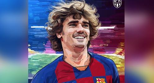 CHÍNH THỨC: Barcelona chiêu mộ thành công Griezmann