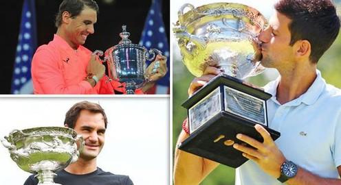 Cuộc đua Grand Slam: Djokovic đang giành