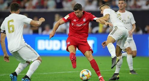 VIDEO Highlights: Bayern Munich 3-1 Real Madrid (International Champions Cup 2019)
