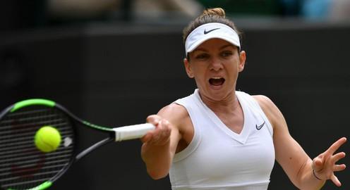 Lịch thi đấu tennis Wimbledon 2019 - đơn nữ ngày 9/7: Alison Riske - Serena Williams, Simona Halep - Shuai Zhang