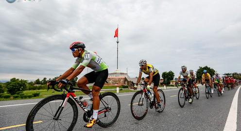 ẢNH: Những khoảnh khắc ấn tượng chặng 6 Giải xe đạp quốc tế VTV Cúp Tôn Hoa Sen 2019