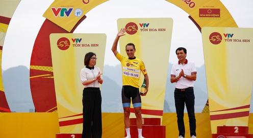 Loic Desriac xuất sắc giành chiến thắng ở chặng 2 – đua cá nhân tính giờ tại Tam Chúc