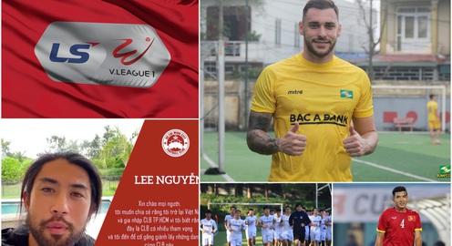 Chuyển nhượng V.League 2021 ngày 28/12: Sông Lam Nghệ An có ngoại binh thứ 2, Than Quảng Ninh chiêu mộ cựu tuyển thủ ĐT Việt Nam