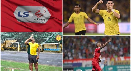 Chuyển nhượng V.League 2021 ngày 30/12: CLB Hà Nội chuẩn bị ra mắt chân sút ngoại, CLB Viettel chiêu mộ tuyển thủ Malaysia trị giá 8 tỷ đồng